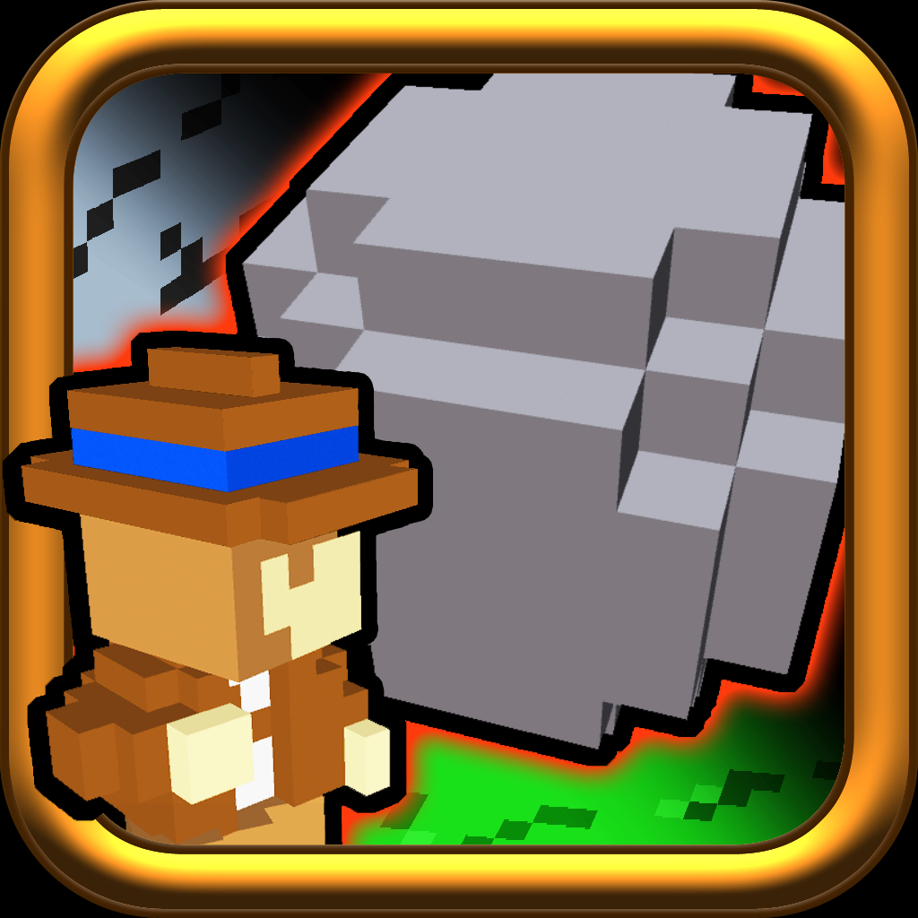 Indiana Stone: The Brave and the Boulder iOS