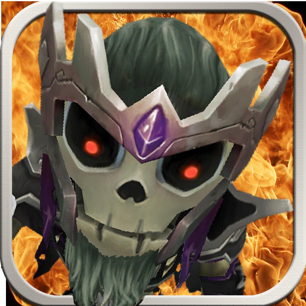 Skeletons & Dragons - Age of War Pro